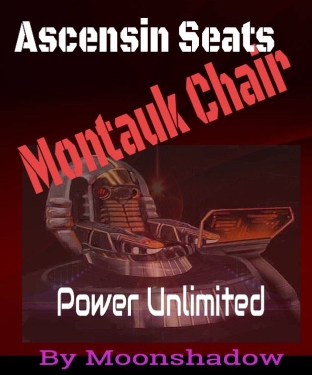 Ascension Seats and Montauk Chair Power Unlimited