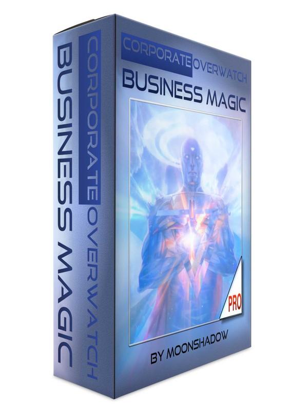 Corporate Overwatch Business Magic Pro