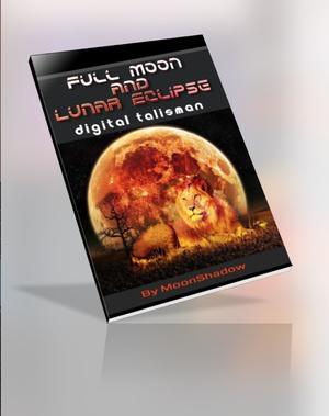 Leo Lunar Eclipse Digital Talisman