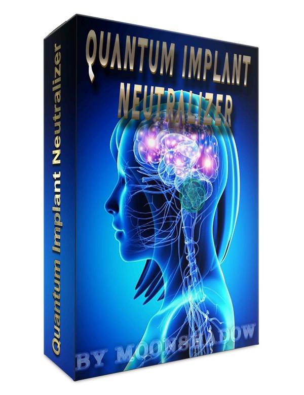 Quantum Implant Neutralizer (Digital radionic a Plate)