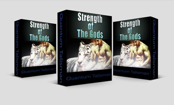 Strength of the Gods Talisman