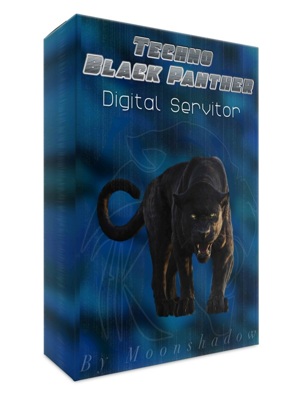 Techno Panther Agents (Digital Servitor Agents )