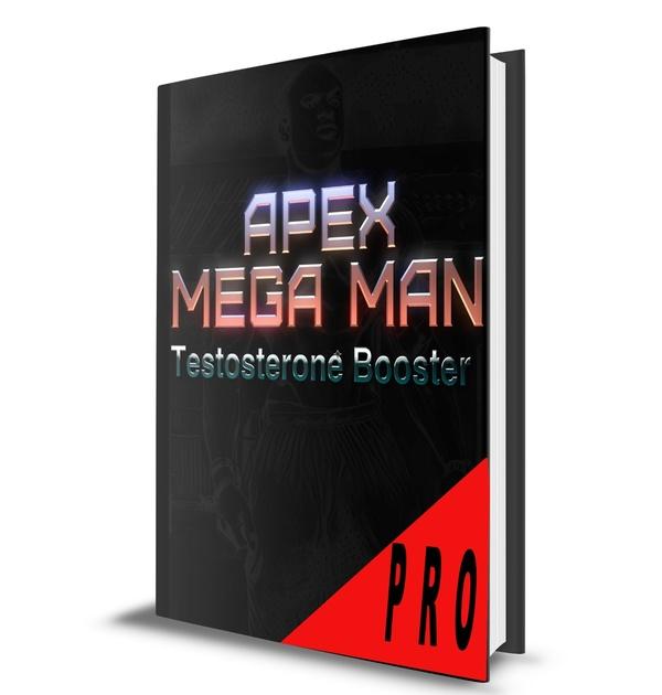 PRO Mega Man  Testosterone Booster  Alpha Male Enhancer  NEO Ultra Talisman