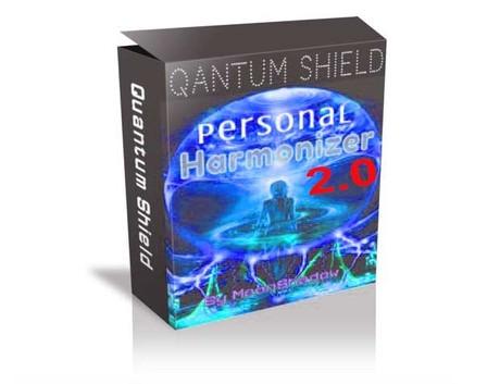 Quantum Shield Personal Harmonizer 2.0
