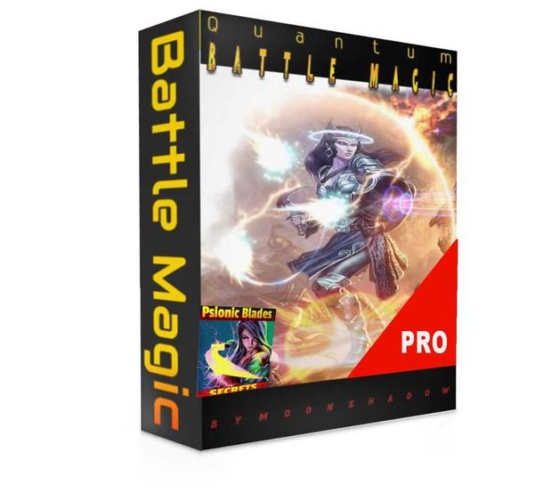 Quantum Battle Magic Pro (Includes Psionic Blades)