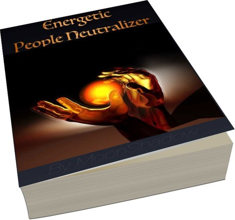 Energetic PEOPLE  Neutralizer Talisman