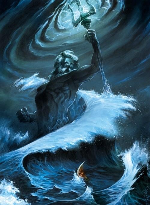 Water of Atlantis Talisman