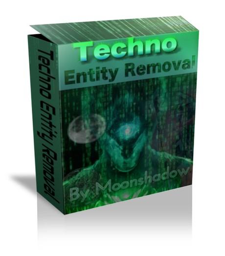 Techno Entity Removal Talisman