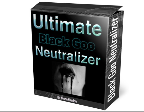 Black Goo Neutralizer