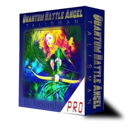 Quantum Battle Angel PRO  Talisman