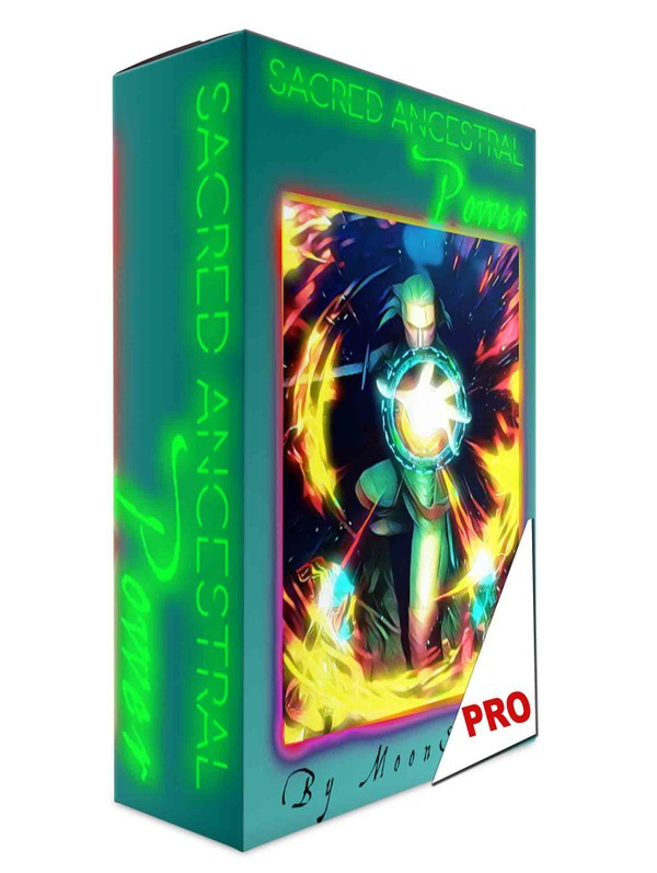 Sacred Ancestral Power Pro