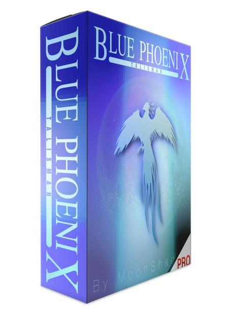 Blue Phoenix Pro Talisman