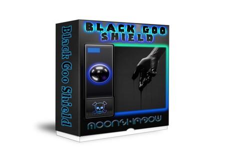 Black Goo Shield  (Digital Talisman)