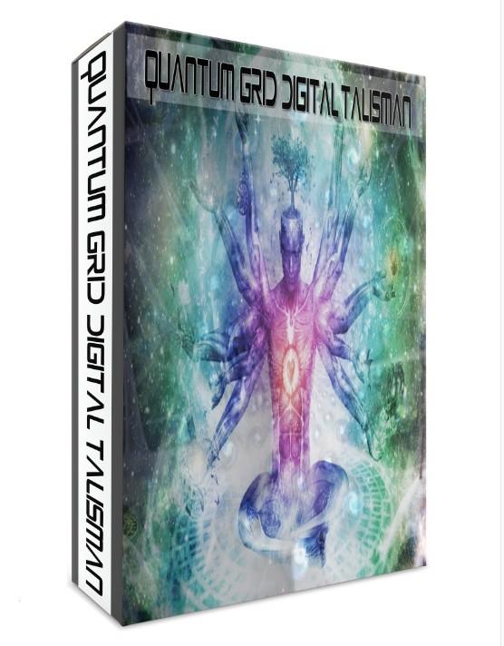 Quantum Grid Digital Talisman