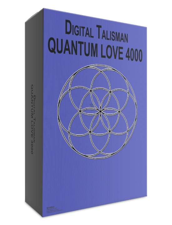 Digital Talisman Quantum Love 4000