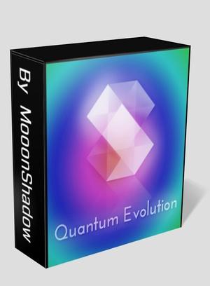 Quantum Love Evolution