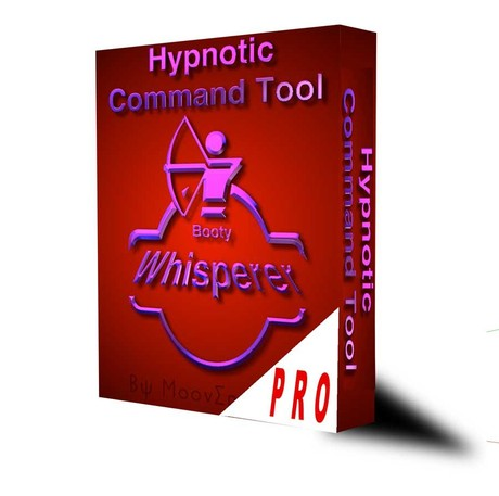 The Booty Whisper Pro (Hypnotic Command Plate)