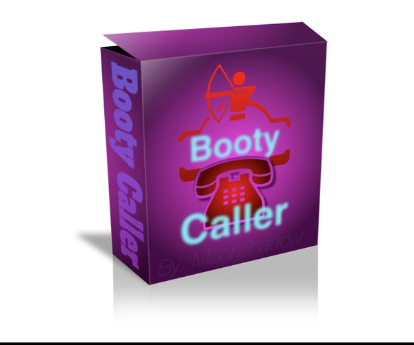 Booty Caller (Power Radionic Plate)