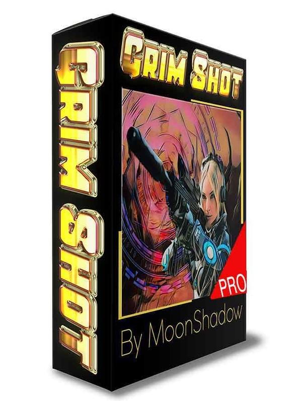 Grim Shot PRO (Battle Magic Psionic Heavy Artillery)