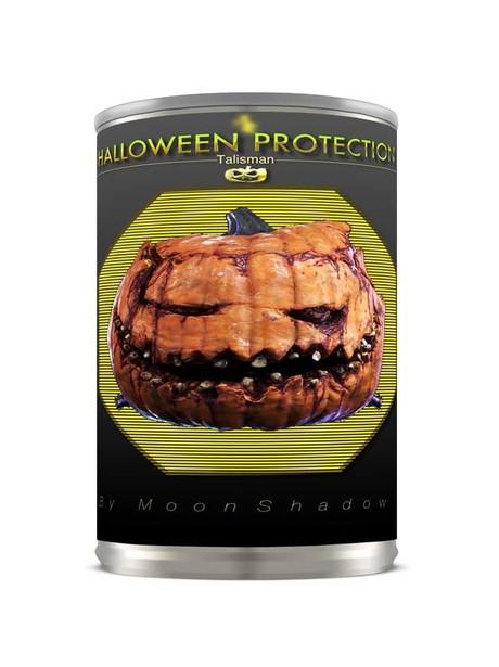 Halloween Protection Talisman