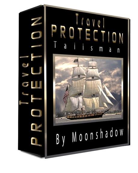 Travel Protection Talisman