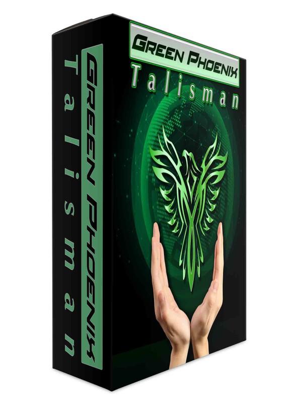 Green PhoenixTalisman