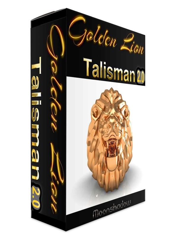 Golden Lion Talisman 2.0