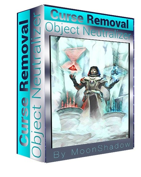 Curse Removal  Object Neutralizer