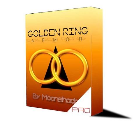 Golden Ring Armor Talisman Pro