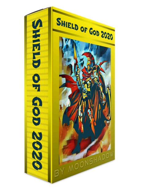 Shield of God Talisman 2020