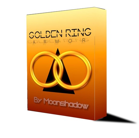 Golden Ring Armor Talisman
