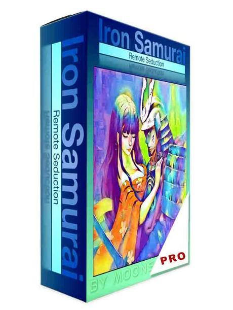Iron Samurai Remote Seduction Pro