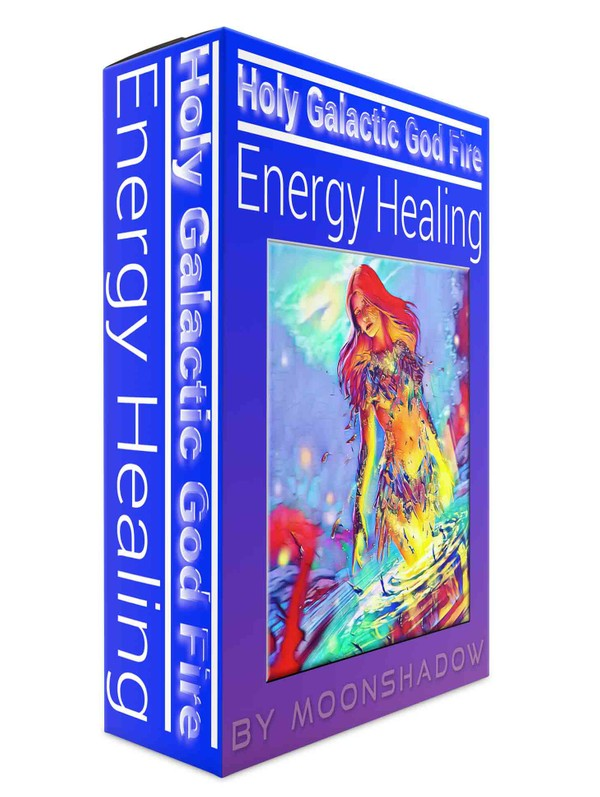 Holy Galactic God Fire Energy Healing