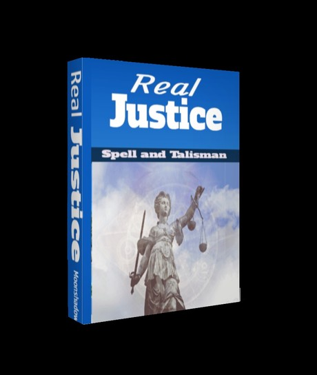 Real Justice Spell and Quantum Digital Talisman