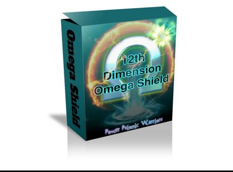12D Omega Shield Power Talisman