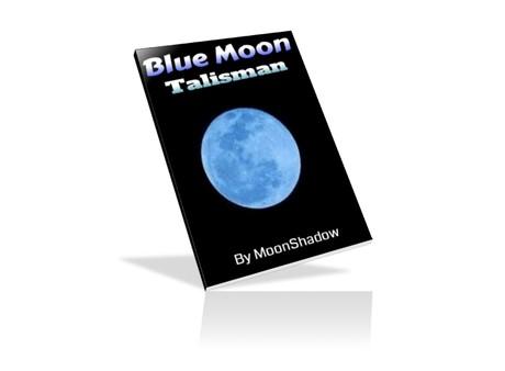 Blue Moon Talisman