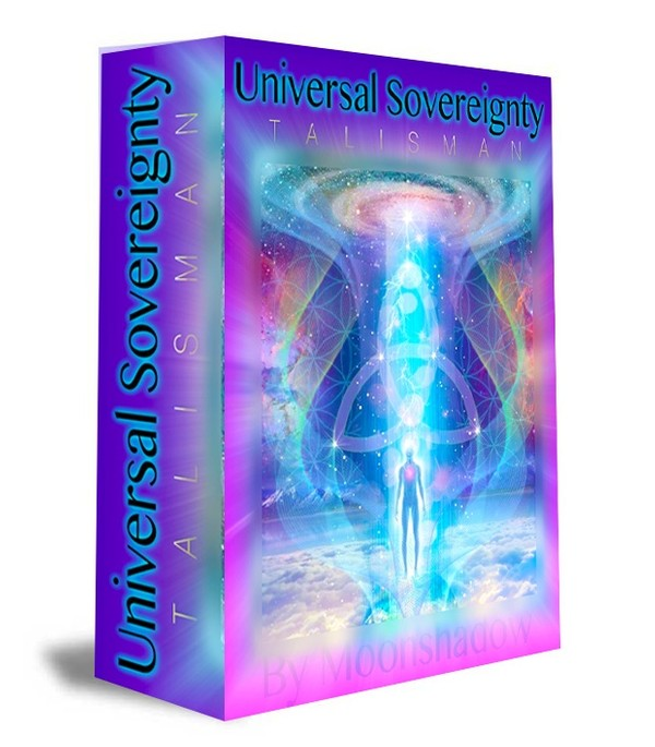 Universal Sovereignty Talisman