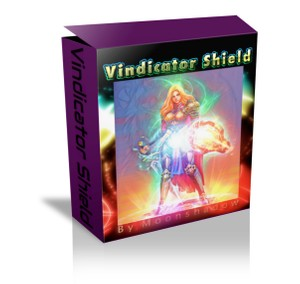 Vindicator Shield (Digital Talisman)