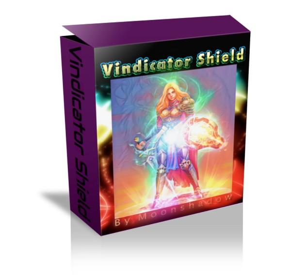 Vindicator Shield (Digital Talisman)