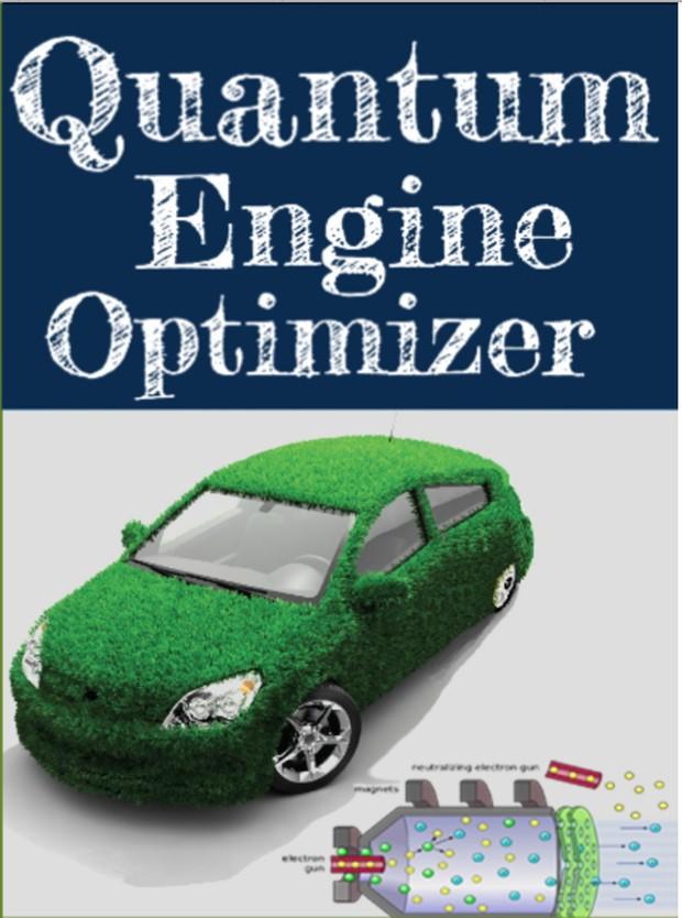 The Quantum Engine Optimizer