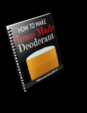Make Your own Lasting Organic Deodorant