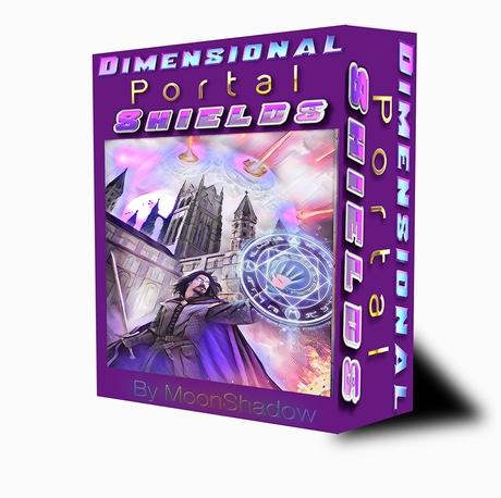 Dimensional Portal Shield