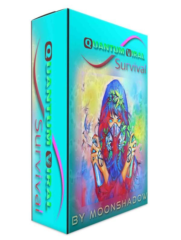 Quantum Viral Survival