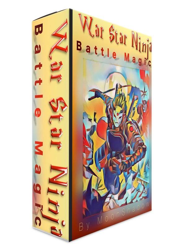 War Star Ninja Battle Magic