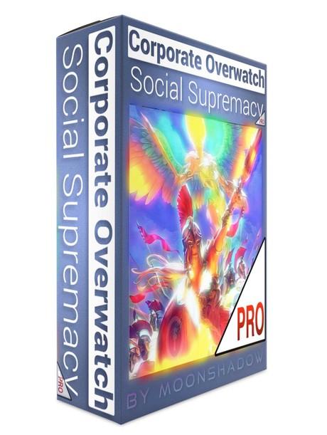 Corporate Overwatch Social Supremacy Pro
