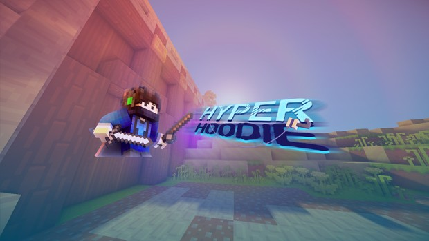 Minecraft Themed Banner (Simple)