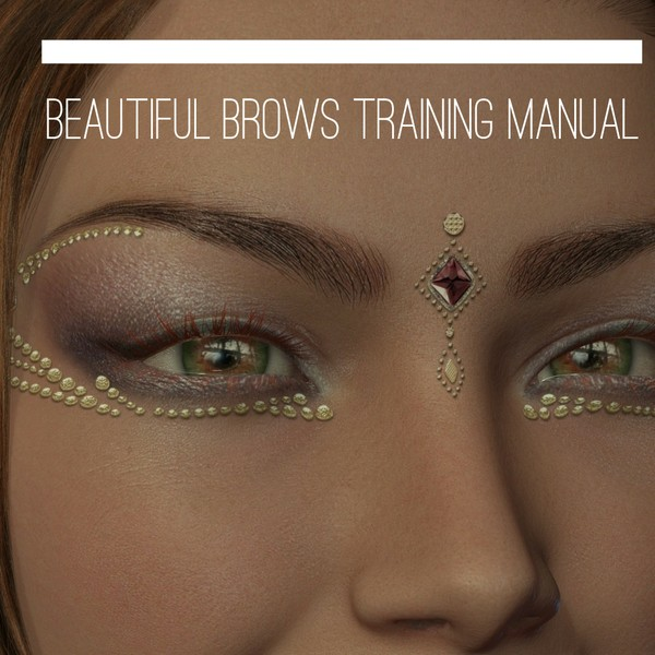 BEAUTIFUL BROWS TRAINING MANUAL