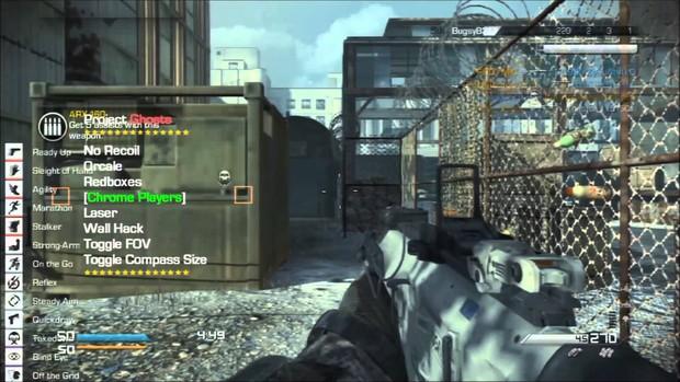 Call Of Duty Ghosts Mod Menu