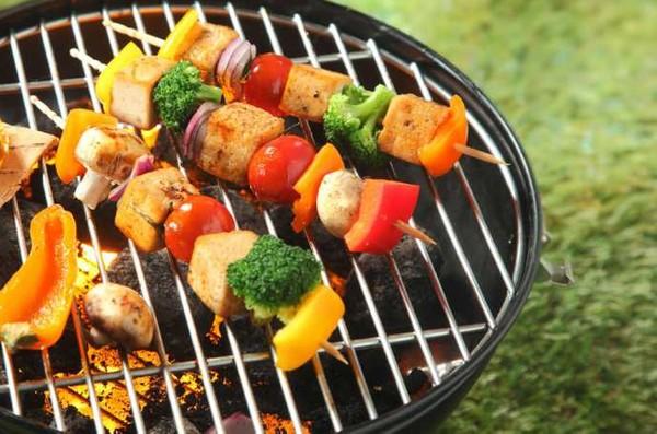 Eating Healthy During BBQ Season
