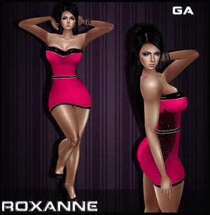 Roxanne Dress GA